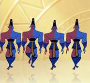 Incan Palace Guards