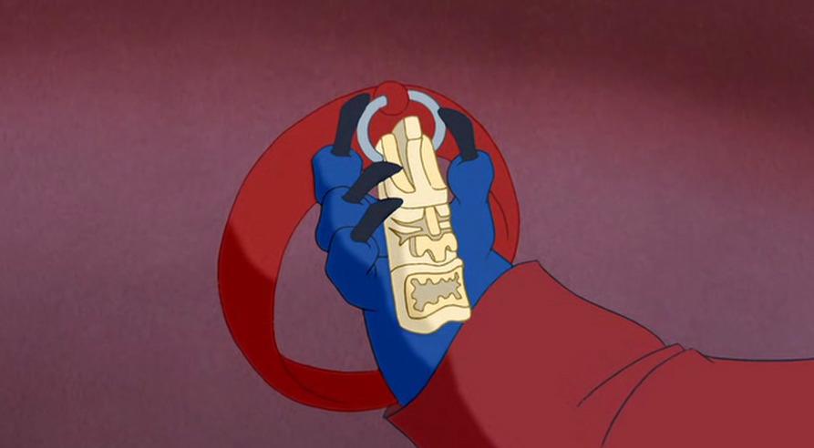 Stitch's Necklace