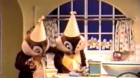 Mickey's 60th Birthday Surprise