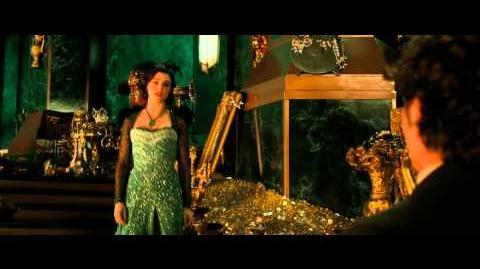 Oz, Mágico e Poderoso Trailer Oficial Dublado