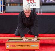 Sam Elliott Chinese Theatre Handprint Ceremony