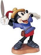 WDCC Brave Little Taylor Mickey Mouse