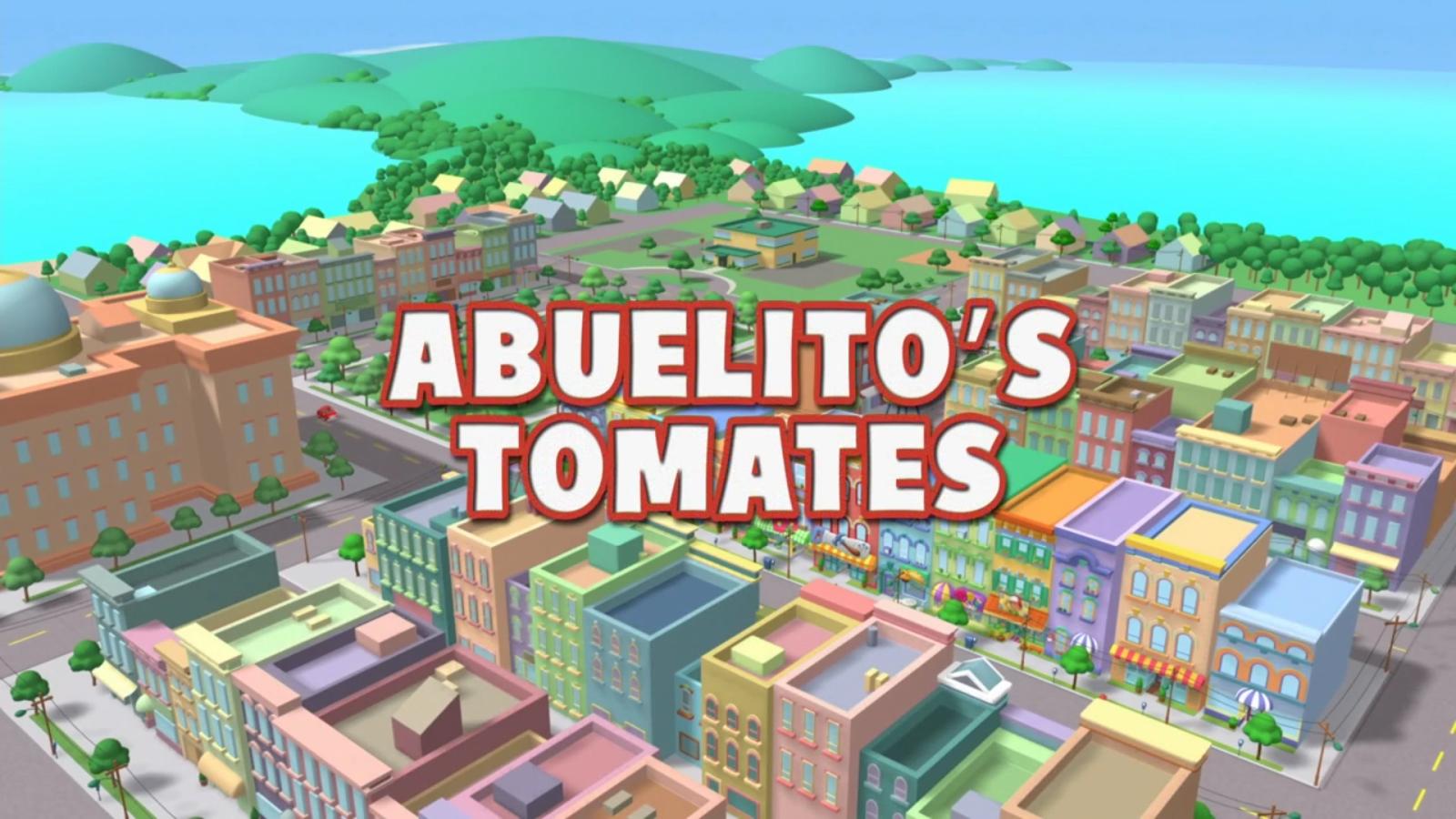 Abuelito's Tomatoes