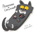 Adventures in Catsitting promo by Matt Braly