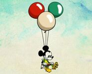 Hiddenmickeyballon