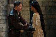Once Upon a Time - 3x14 - The Tower - Photography - Charming meets Rapunzel
