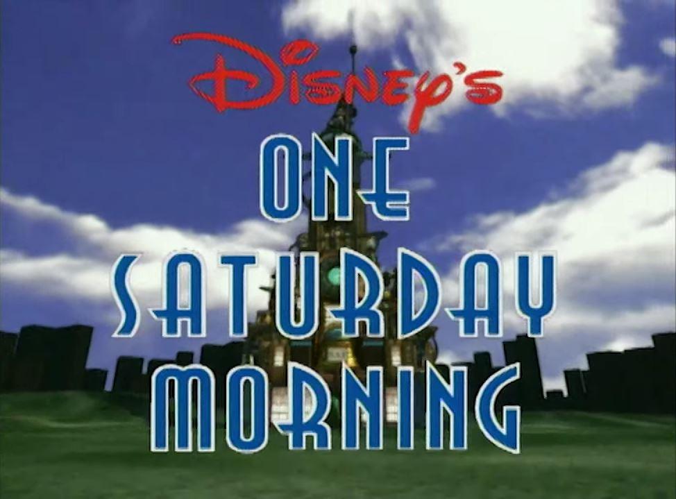 One Saturday Morning Main Theme