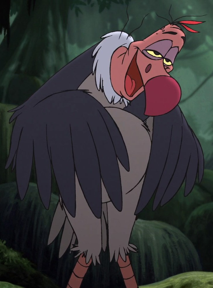 Lucky (The Jungle Book)