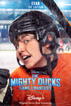 The Mighty Ducks Game Changers - Evan the Captain
