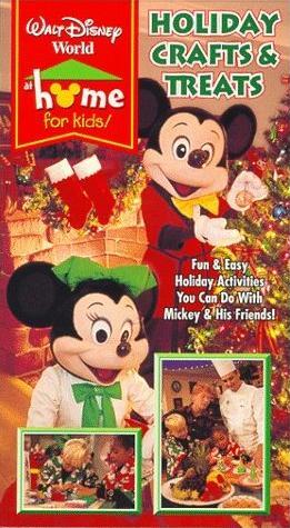 Walt Disney World at Home for Kids