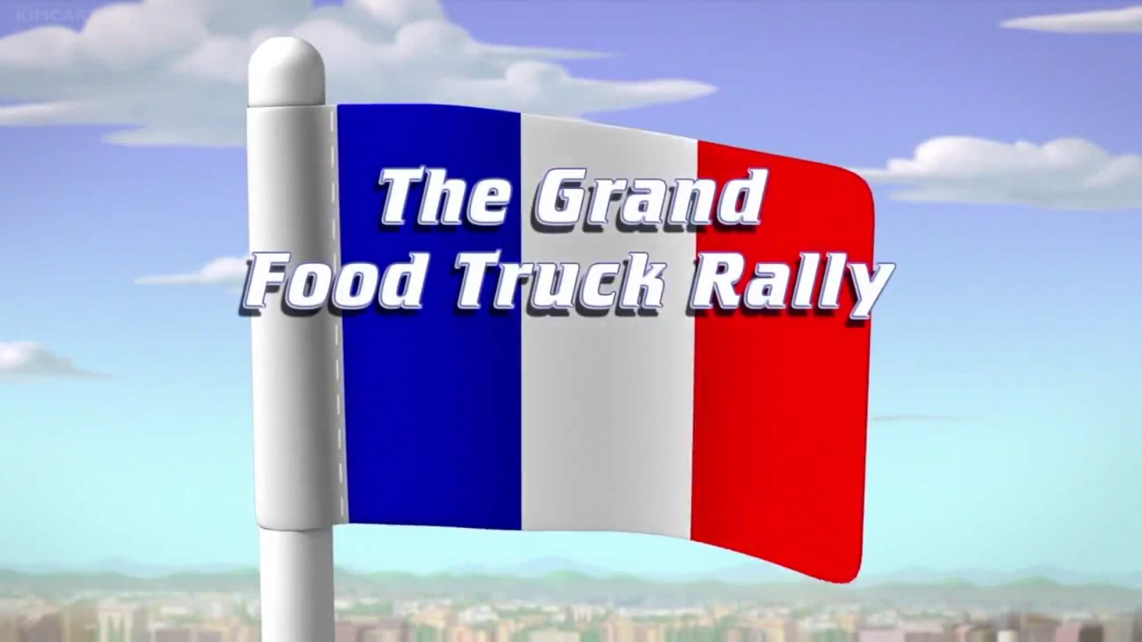 The Grand Food Truck Rally