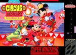 GreatCircusMystery SNES BoxArt