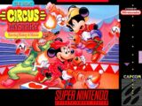 The Great Circus Mystery starring Mickey and Minnie