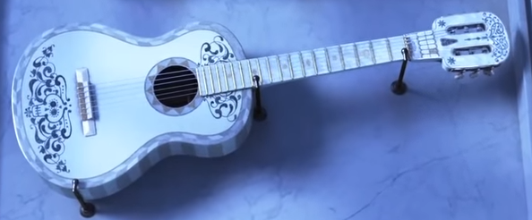 Héctor's Guitar
