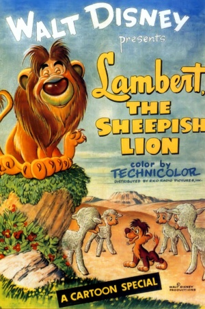 Lamberto o Leão de Cordeiro