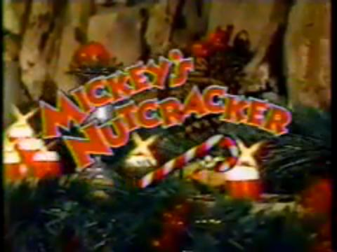 Mickey's Nutcracker