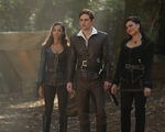Once Upon a Time - 7x08 - Pretty in Blue - Photography - Cinderella, Henry and Regina