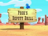 Peck's Deputy Drill
