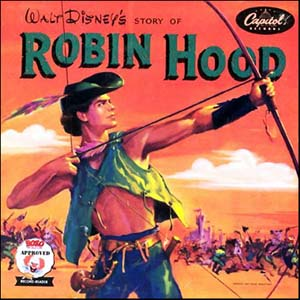 The Story of Robin Hood and His Merrie Men (soundtrack)