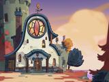 A Casa Coruja (localização)