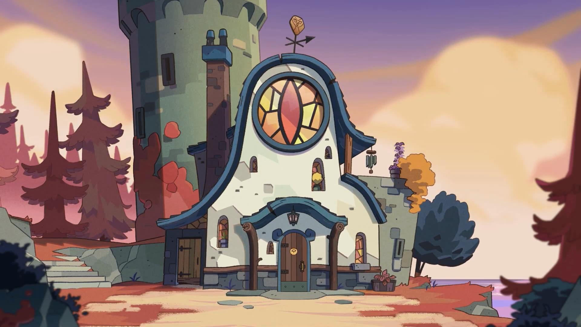 A Casa da Coruja (localização)