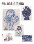 Toy Story sketchbook 020