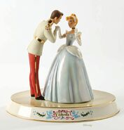 WDCC Cinderella and Prince Royal
