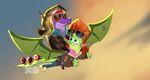 Where Dragons Dare - Blaze and Penn