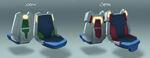Zenith chair concept