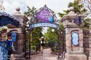 Alice in Wonderland Maze shanghai