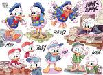 DuckTales 2017 Concept Art 11