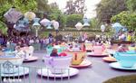 Mad Tea Party Disneyland 4