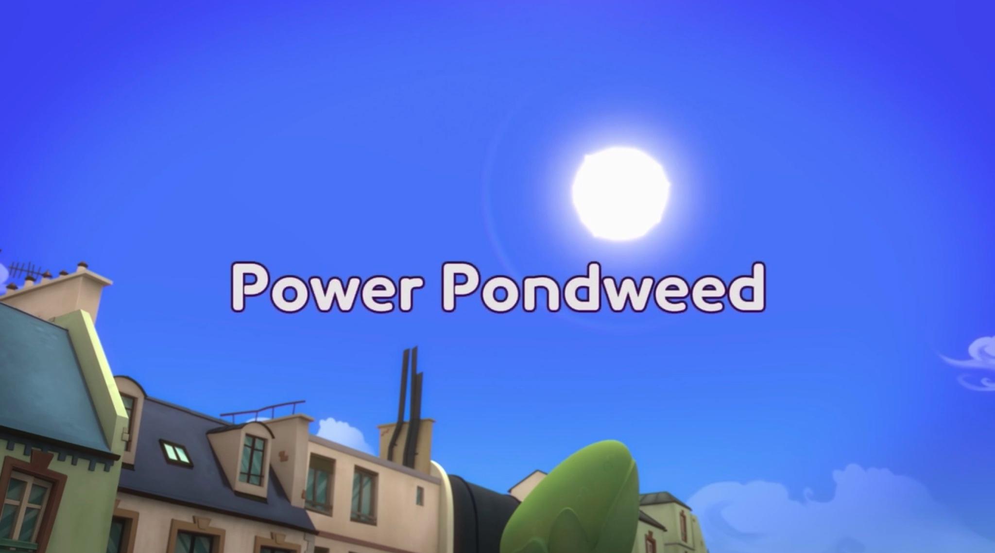 Powerpond Weed