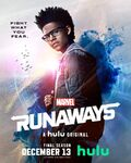 Runaways - Season 3 - Alex Wilder