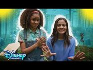 Table Read - Behind the Scenes - Upside-Down Magic - Disney Channel-2