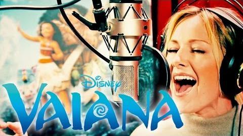 VAIANA Titelsong Ich bin bereit von Helene Fischer Disney HD