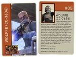 Wolffe card