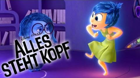 ALLES STEHT KOPF - Triff Freude - Ab 01.10