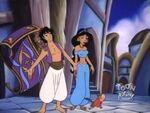 Aladdin and Gang