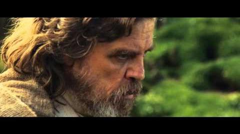 Anúncio Star Wars Episódio VIII