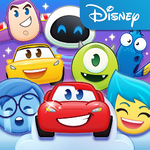 Disney Emoji Blitz App Icon Cars
