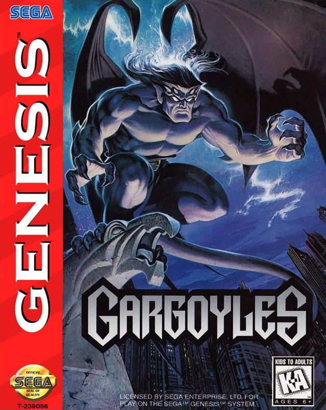 Gargoyles (video game)