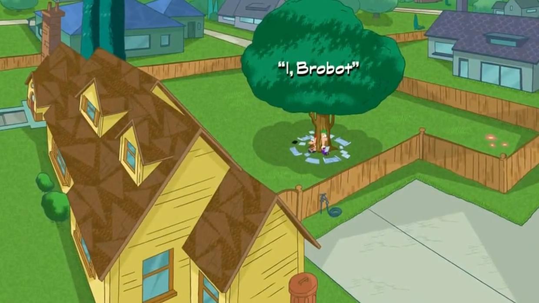 I, Brobot