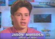 Jason Marsden A Goofy Movie interview