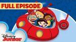 The Christmas Wish 🎄 Full Episode Little Einsteins Disney Junior