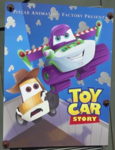 Toy Car Story poster