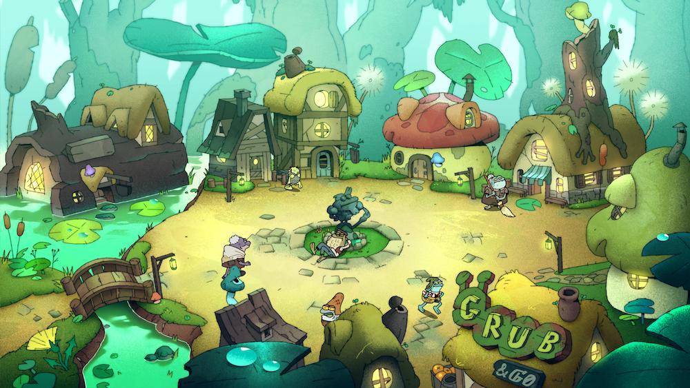 Wartwood Swamp