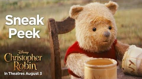 "Christopher Robin ""Adventure"" - Sneak Peek"