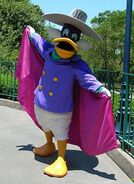 Darkwing Duck a Disneyland