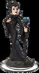 Maleficent Disney Infinity Transparent Figurine
